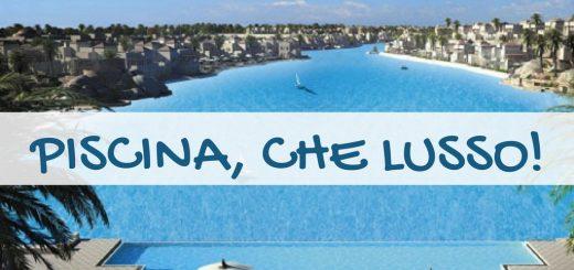 Le piscine di lusso più costose al mondo