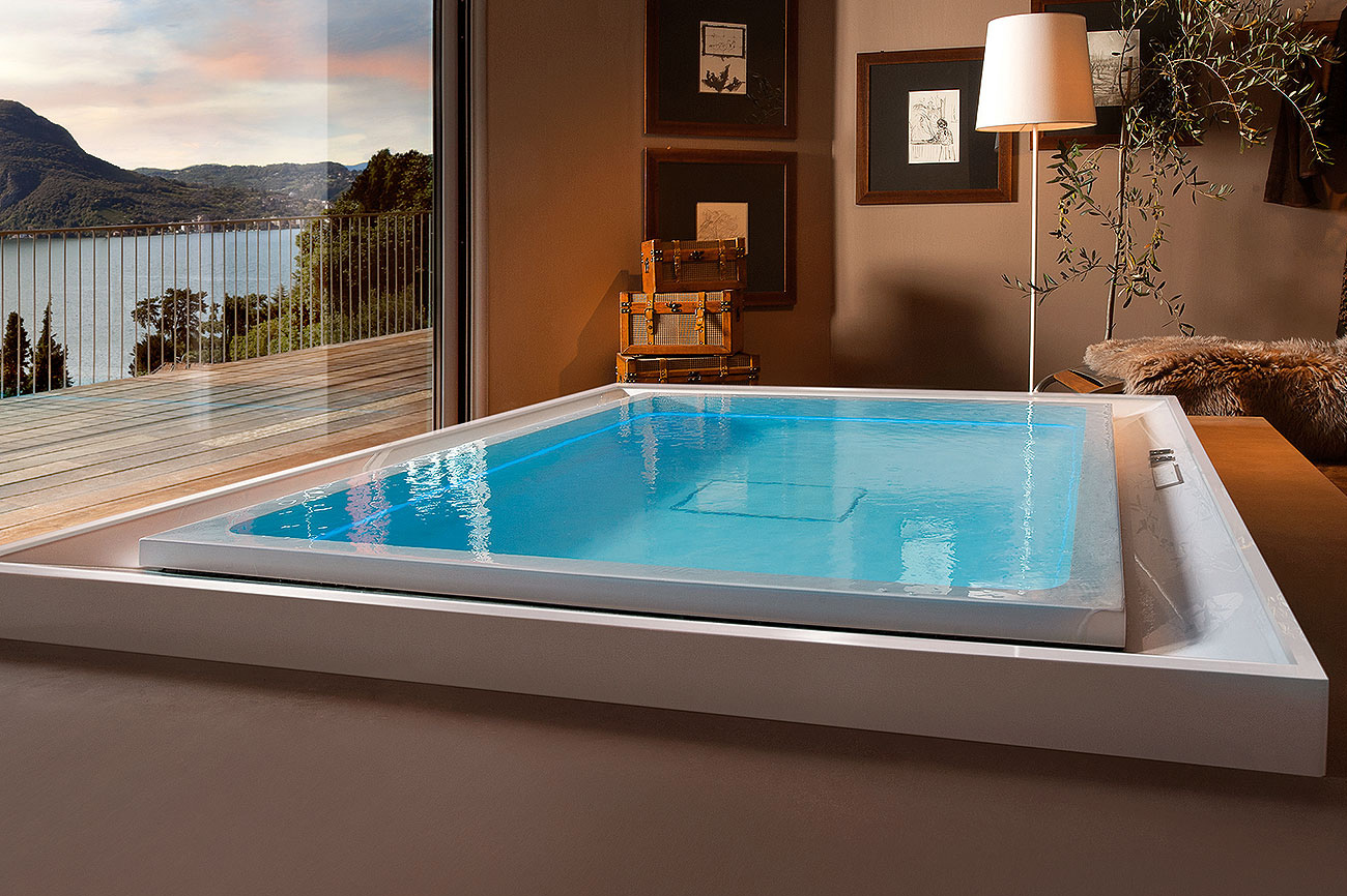 Vasca idromassaggio istruzioni per l 39 uso dorydory blog - Vasca da bagno piscina ...