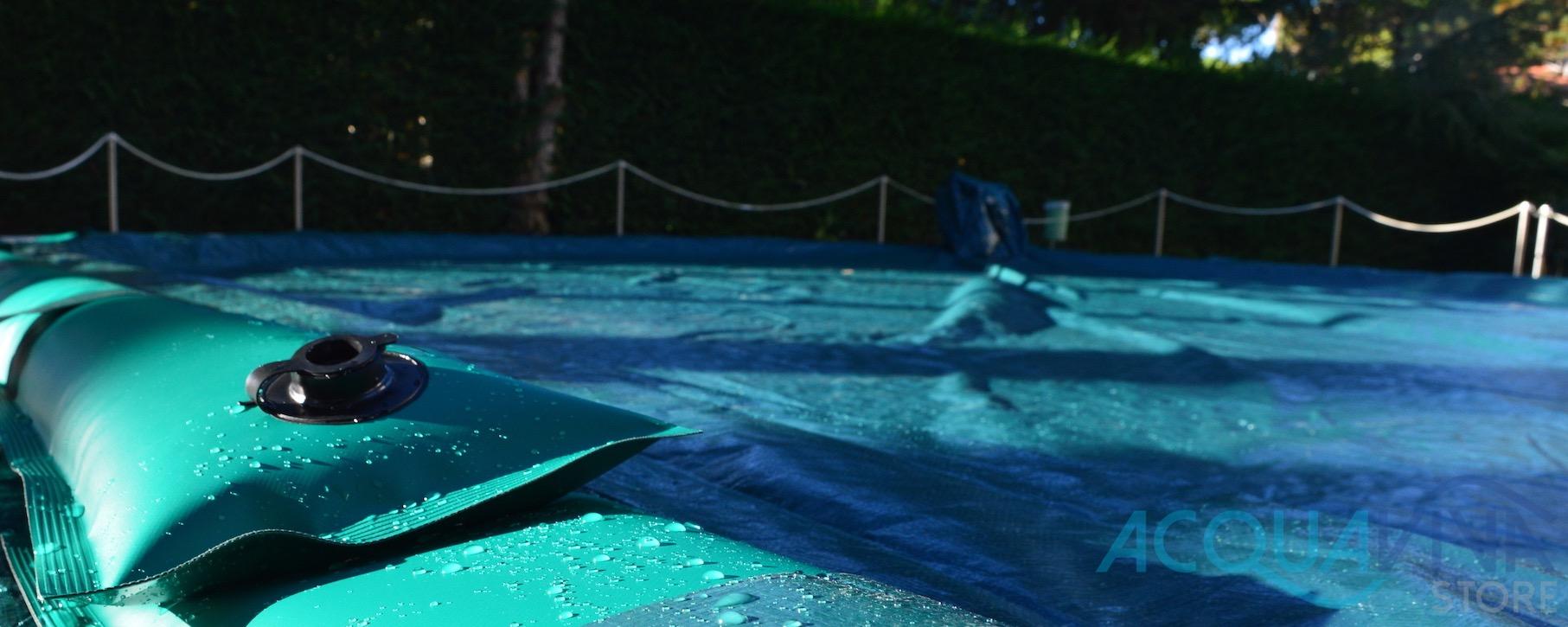 riapertura della piscina