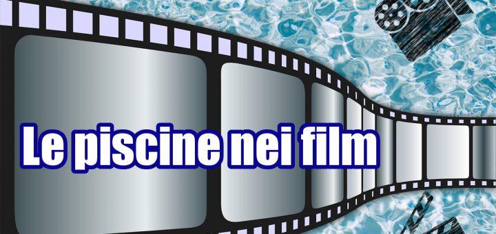 Le piscine nei film