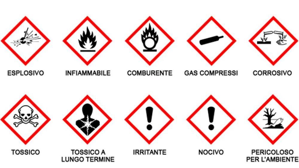 Smaltire i contenitori dei prodotti chimici per la piscina