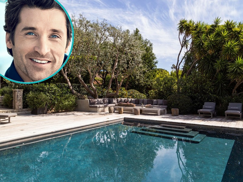 le piscine delle star