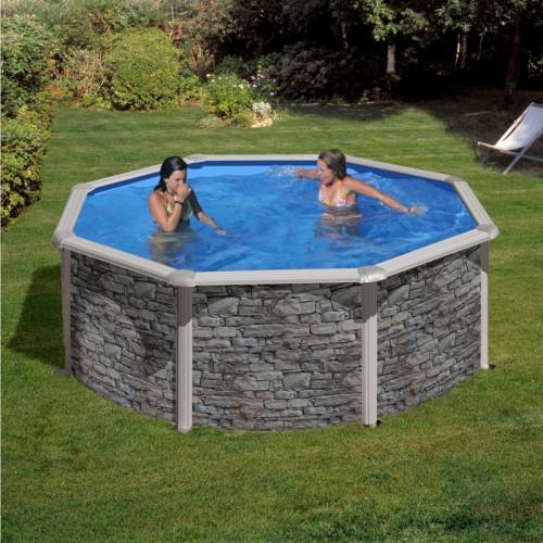 piscina esterna fuori terra