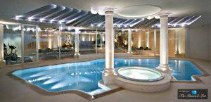 Le piscine di lusso più costose al mondo-Lev Leviev Residence