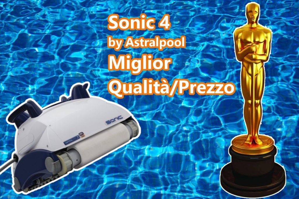 Migliori robot per piscina