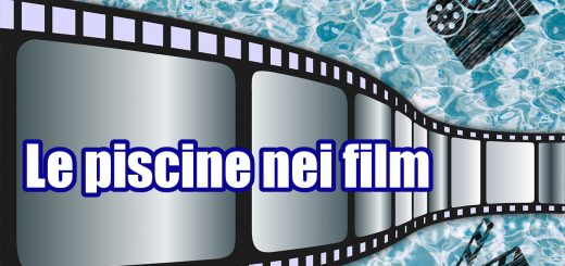 Le piscine nei film