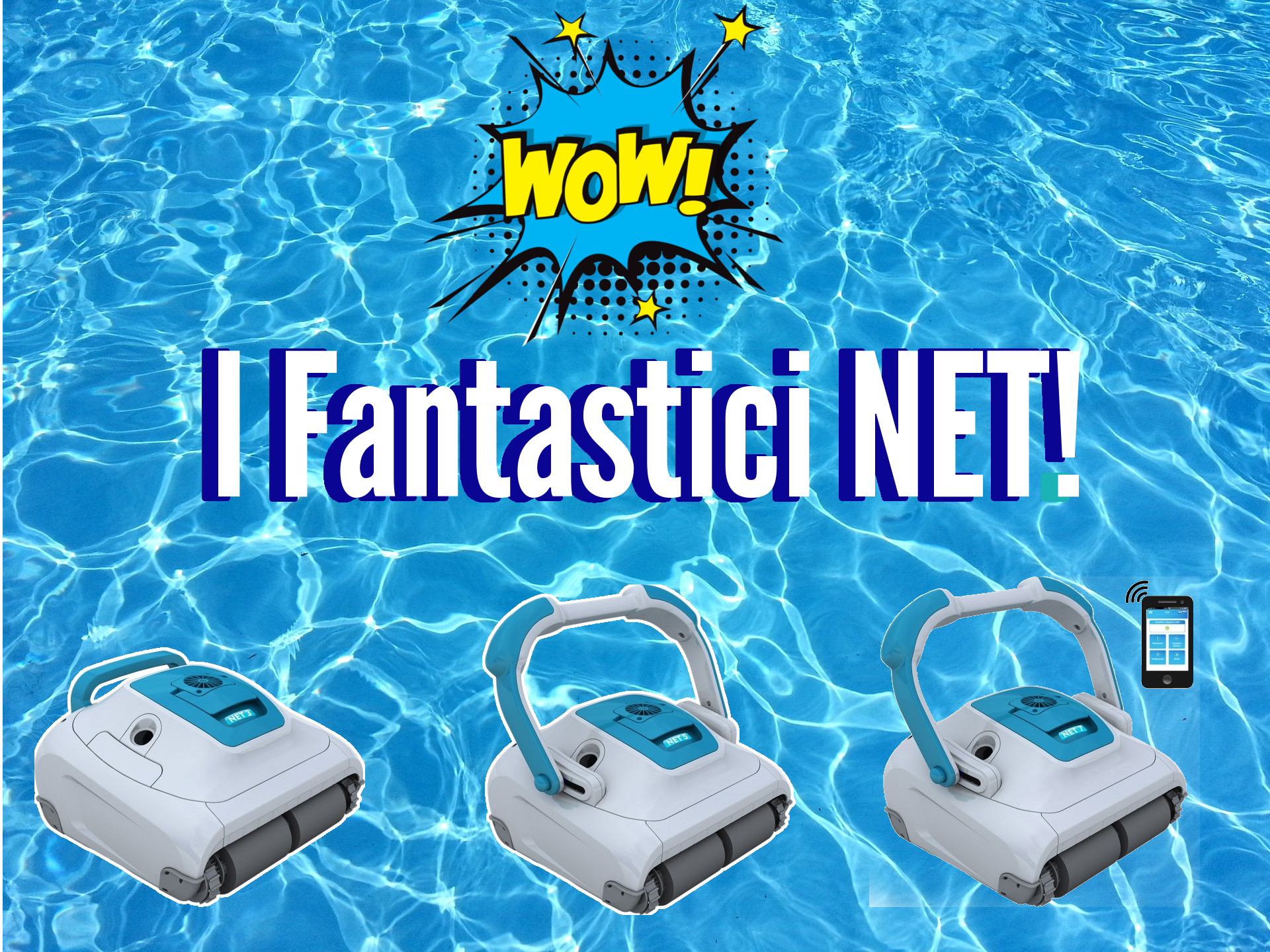 Robot NET